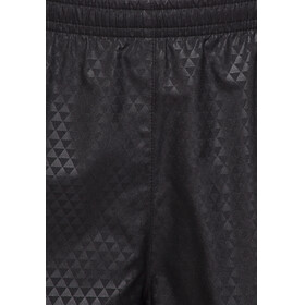 Nike Modern Tempo Embossed Short Women black/volt/reflective silver